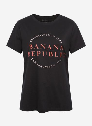 Banana Republic Tişört Siyah